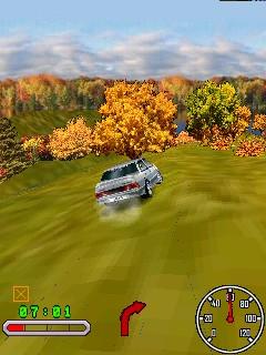 Snow Rally Canada (ВАЗ-2115 версия)